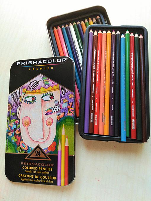 lapices de color prismacolor