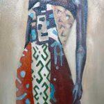 Cuadro pintado a óleo