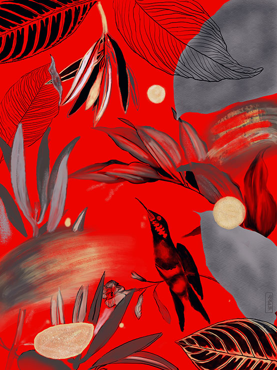 Deco rojo